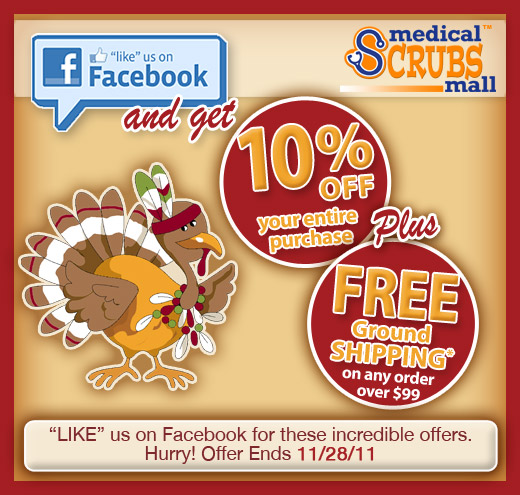 MSM Black Friday Facebook Coupon