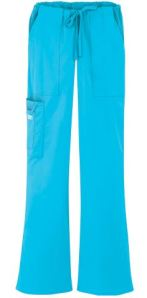 Cherokee Workwear STRETCH Scrubs Women's Cargo Pant