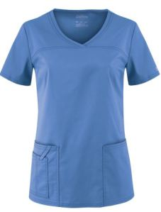 Cherokee Workwear STRETCH Scrubs V-Neck Scrub Top