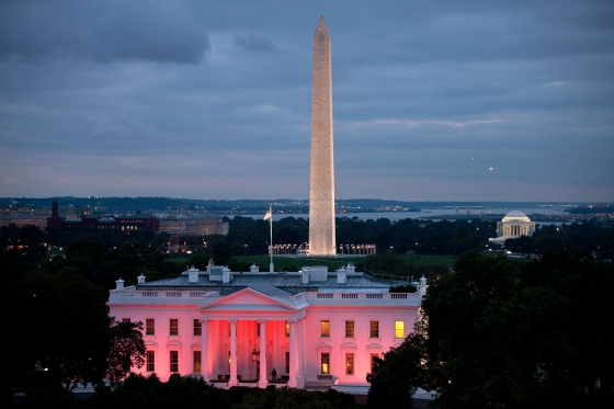 White House Breast Cancer Month
