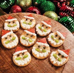 Santa Crackers
