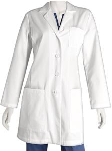 Barco ICU Women's Tablet Lab Coat found on Medicalscrubsmall.com