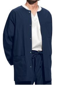 Cherokee Workwear Men's Scrub Jacket found on MedicalScrubsMall.com