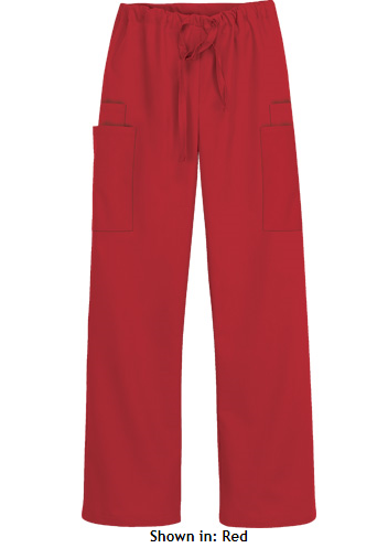 MSM Cherokee Workwear Men's Elastic Scrub Pant, Style 4000 found on MedicalScrubsMall.com
