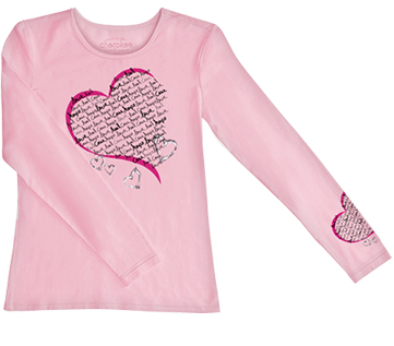 MSM100214 Cherokee Workwear Healing Heart Long Sleeve Knit Tee, Style #CK4819 found on blog.medicalscrubsmall.com
