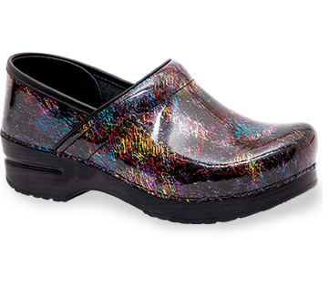 MSM100214 Dansko Professional Sketch Patent Leather Nursing Clog, Style# DANSKSKP found on blog.medicalscrubsmall.com