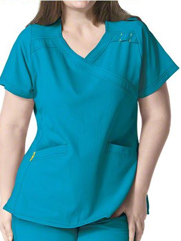 plus size scrubs 6x
