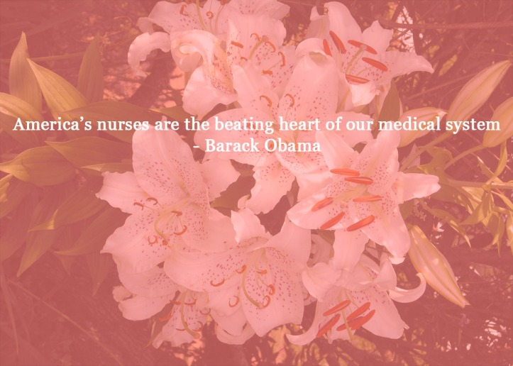 Inspirational Nurse Quotes on blog.medicalscrubsmall.com