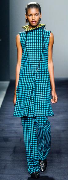 Runway meets Scrub wear! Fall 2015 Fashion Trends - Designs by Bottega Veneta
