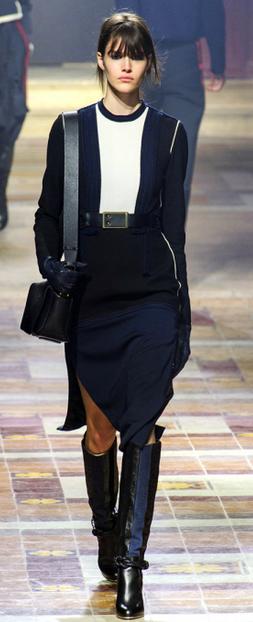 Runway meets Scrub wear! Fall 2015 Fashion Trends - Design by Lavin