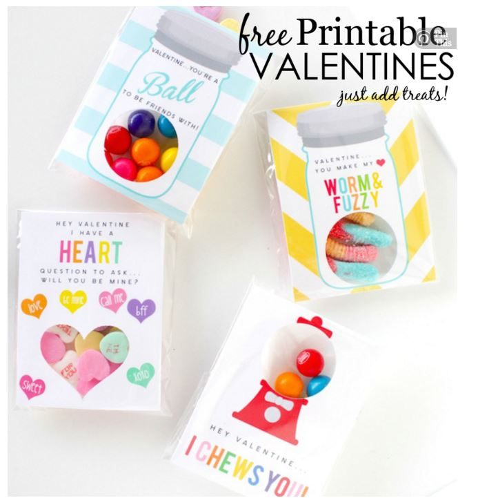Free printables from Project Nursery
