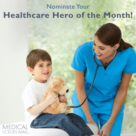 Instagram_Healthcare Hero of the Month March 2016 Ad